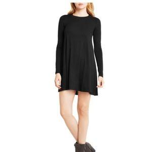 BCBG Black A-Line Dress